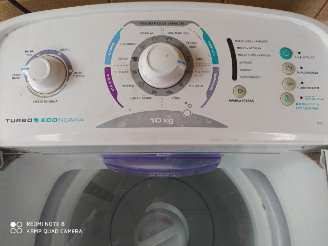 Máquina de lavar roupa - Foto 3