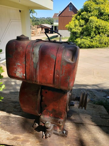 Motor antigo clinton  - Foto 3