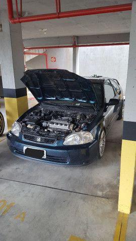 Honda Civic Coupe EJ8 - Foto 2