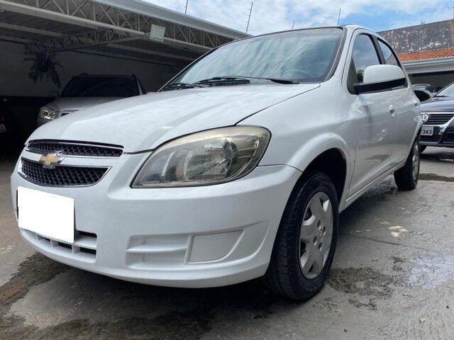 Chevrolet Celta LT 1.0 (Flex) 2014 super novo