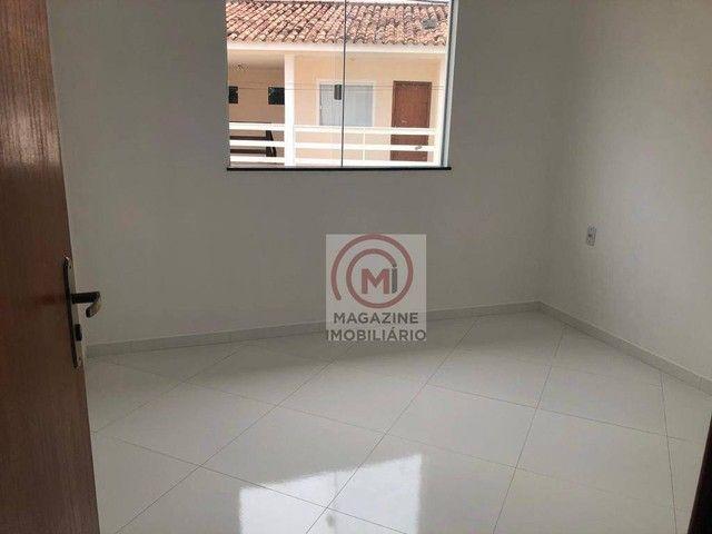 Apartamento Duplex com 3 dormitórios à venda, 91 m² por R$ 270.000,00 - Cambolo - Porto Se - Foto 9