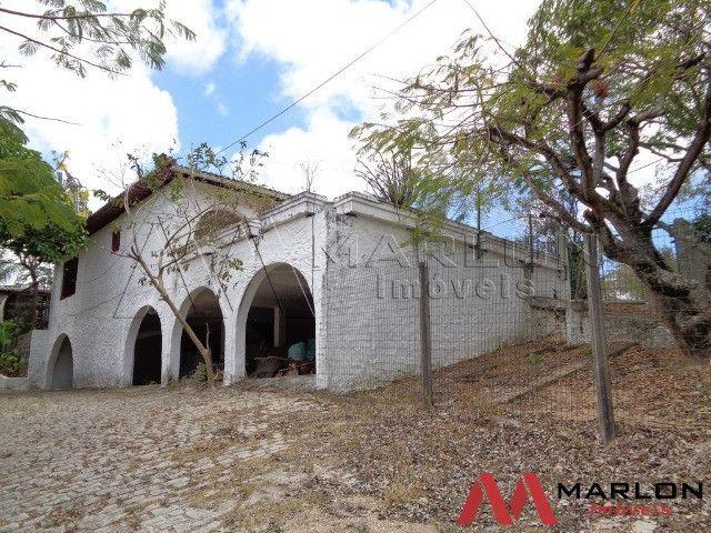 Casa/Casarao Candelaria, 7 quartos, Const.1350m2, Terreno 7000m2l - Foto 18
