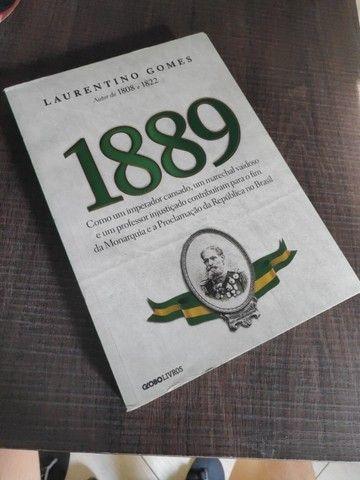 Livro: 1889 - História do Brasil - Foto 2