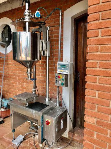 Envasadora em Aço Inox  316 L para Líquido  - Foto 4