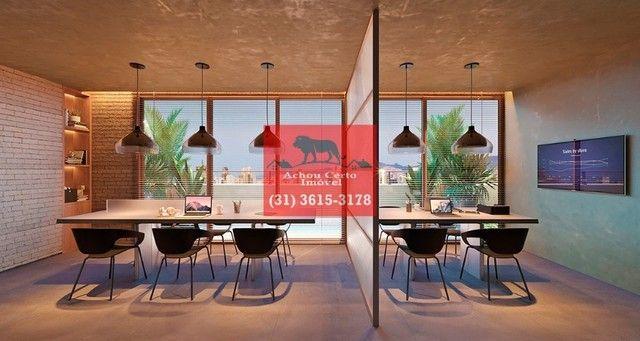 Apartamentos novos com 1 e 2 quartos à venda no bairro Santo Agostinho em BH - Foto 6