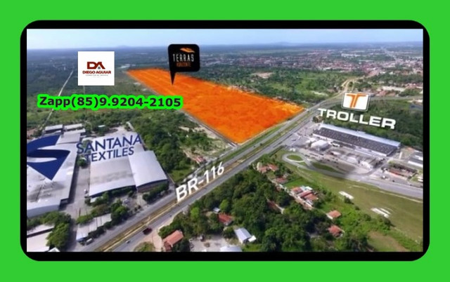Lotes em Terras Horizonte - Venha investir , não perca tempo *%*% - Foto 2