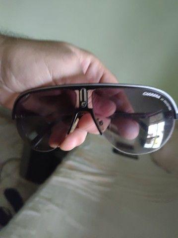 Troco óculos Carrera feminino - Foto 6