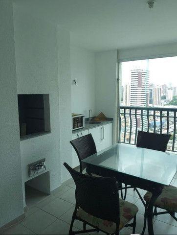 Ed. Mistral Residence Apto. em Andar Alto com 2 Vagas de Garagens - Foto 17