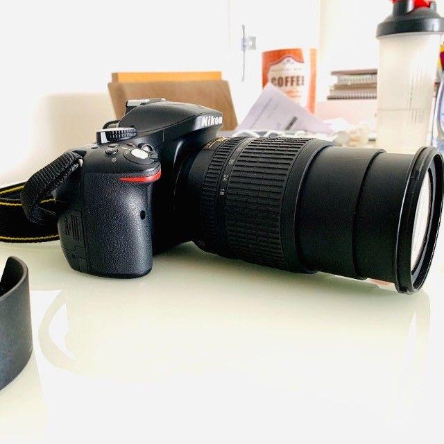 Câmera Fotográfica NIkon D5200 - Foto 2