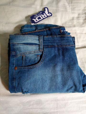 Calça jeans Masculina skine - Foto 3