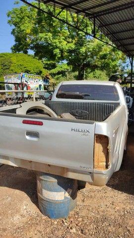 Toyota Hulix SW4 2007 A 2012 Garantia Bom - Foto 20