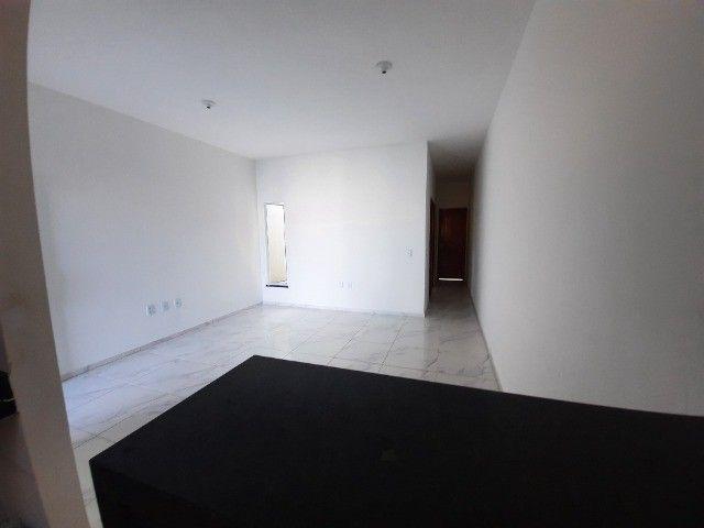 JP casa nova de 3 quartos 2 banheiros com fino acabamento - Foto 6
