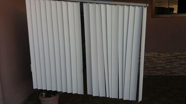 Vendo 3 cortinas tipo persianas