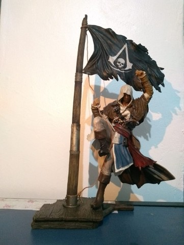 Action Figure Assassin's Creed IV Black Flag