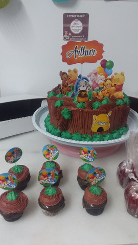 Kit festa de aniversário  - Foto 6