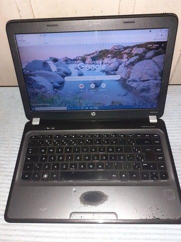 HP G4 ,4giga, pra jogo, parcelo cartão, entrego - Foto 2