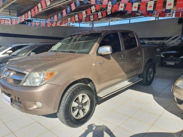Toyota hilux 2.5 4x2 e na j.rautos seminovos  - Foto 4