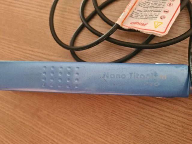 Vendo prancha nano Titanium- Reblica - Foto 3