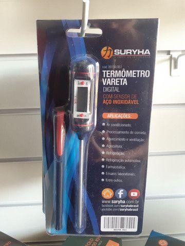 Termômetro vareta digital - Foto 2