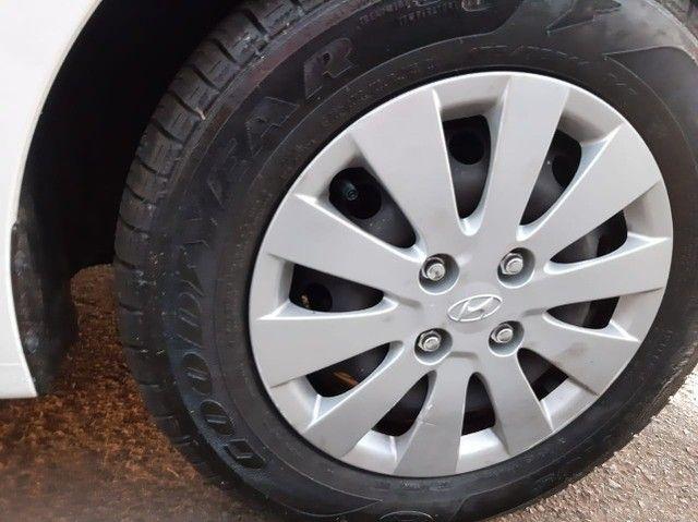Hyundai HB20 1.6 Hatch Flex Completo 2013 + Pneus novos - Foto 11