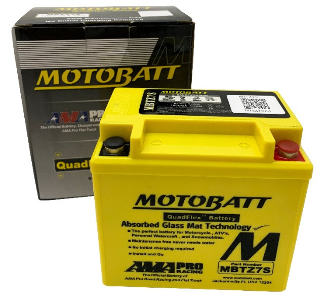 Bateria Motobatt Mbtz7s Ytz7s Crf450 Zx10r Wr250 Wr450 Xre300 Ttr230 Wr250 Pcx150 ytx5l-bs - Foto 3