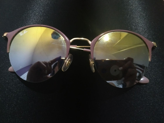 Óculos Rayban original espelhado