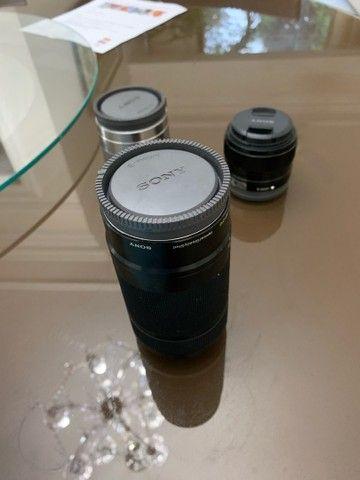 Lente Sony E 55-210mm F/4.5-6.3 Oss  - Foto 2