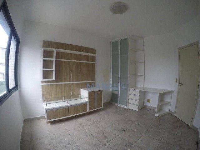 Apartamento com 4 dormitórios para alugar, 186 m² por R$ 3.900/mês - Adrianópolis - Manaus - Foto 11