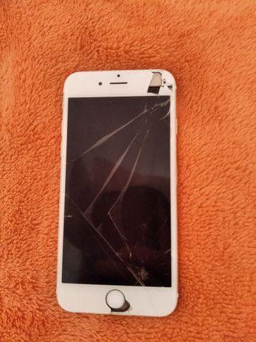 iPhone 6 Gold 16G   *** LEIA O ANÚ