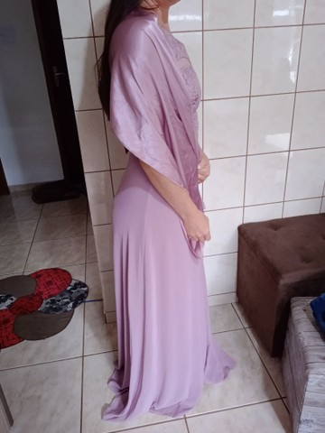 Vendo vestido maravilhoso