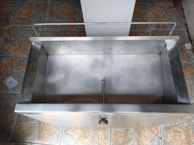 Fritadeira água e óleo  - Foto 2