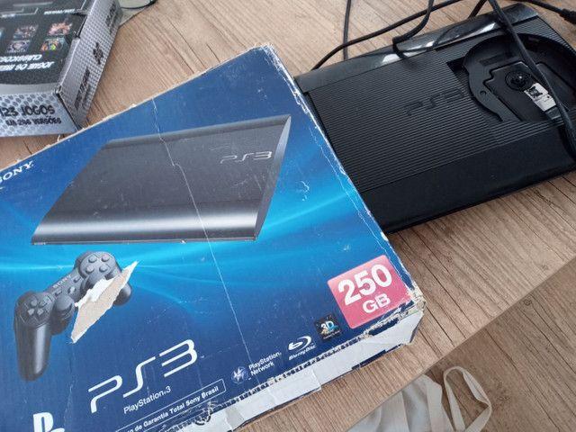 PS3 para retirar peças - Foto 3
