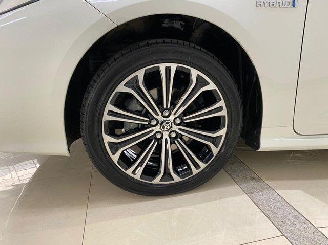 Corolla Altis Hybrid Premium 20/21 5.600 km ! - Foto 15