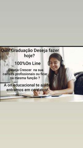 Graduação,  Pós graduação 100% Em casa - Foto 5