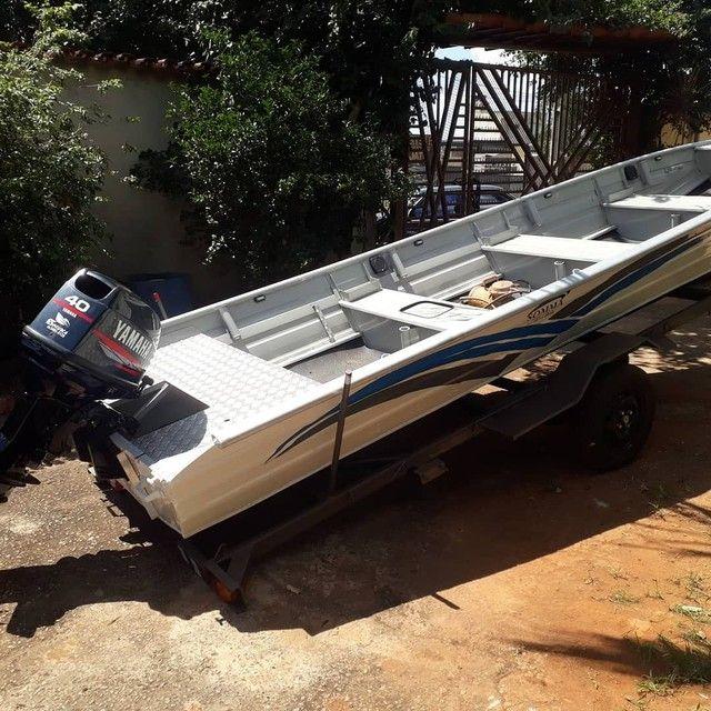 Canoa soma náutica 23.000 - Foto 4
