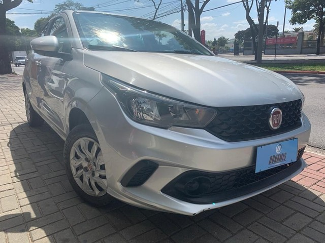 L\ Fiat Argo Drive 1.0 2019 completo