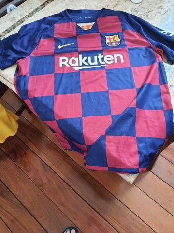 Camisas de futebol tamanho g