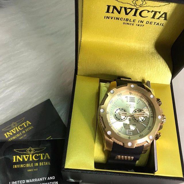 Relógio invicta 19660 (Original ) - Foto 4