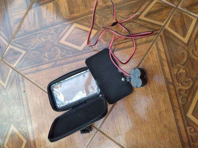 Suporte de celular 50 reais tudo  - Foto 2
