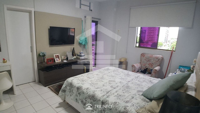 15 Apartamento no Jóquei com 03 Suítes (TR34739) MKT - Foto 8