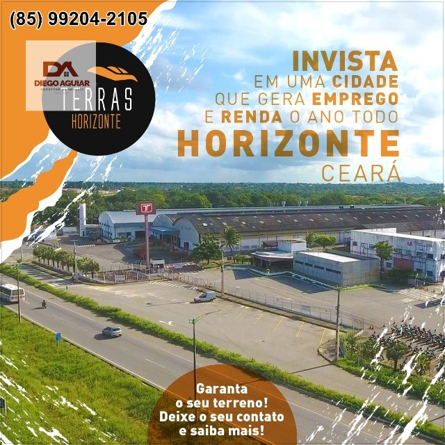 Lotes Terras Horizonte &¨%$#