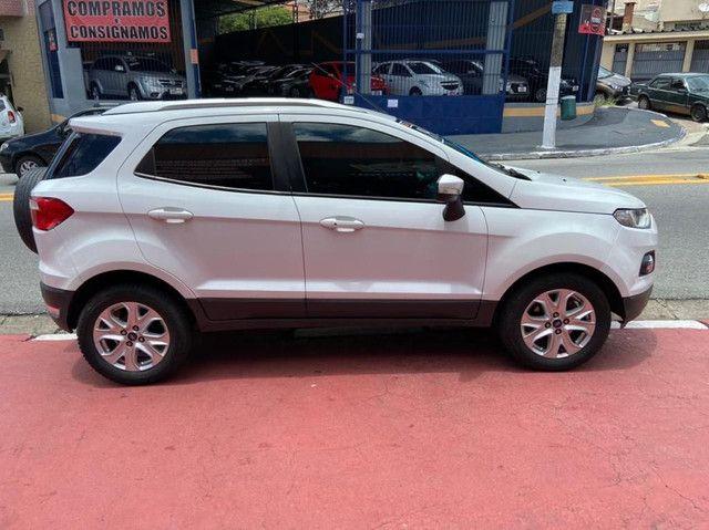 Ford - EcoSport Titanium 2.0 (Automático + Banco de Couro) - Foto 6