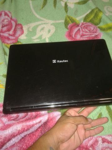 Notebook Itautec por 140 leia a descriaçao