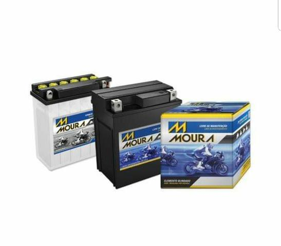 13db997a Bateria Moura motos - Peças e acessórios - Cidade Nova, Ananindeua ...