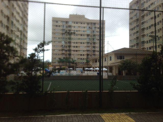 Paradiso clube de 02 quartos com suite, lazer completo em valparaiso