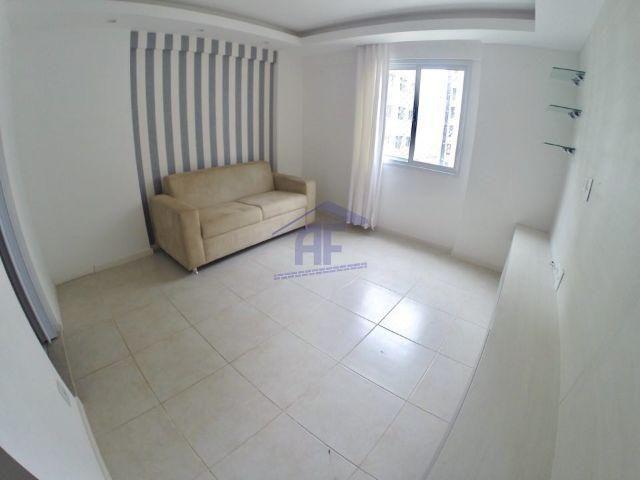 Apartamento quarto e sala com 47m² - JTR México - Jatiúca