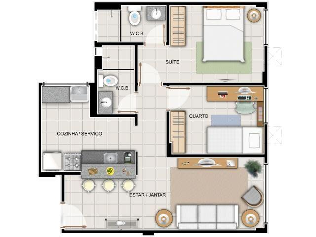 Edf Residencial Patio cod.146 - Foto 18