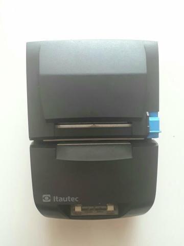Impressora autenticadora térmica