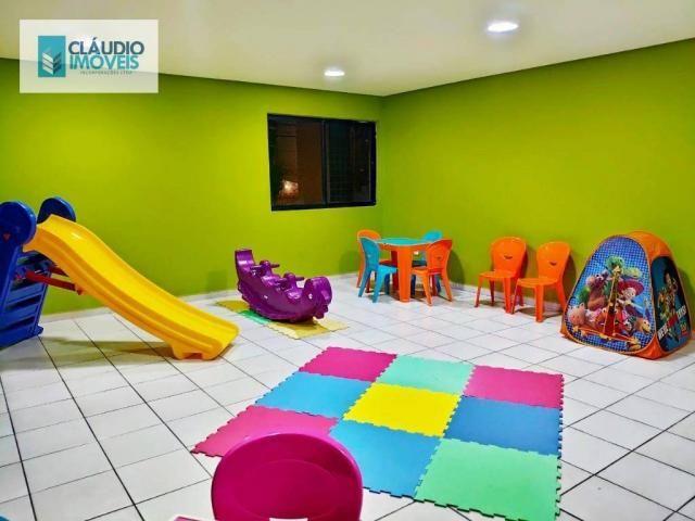 Apartamento com 3 dormitórios à venda, 68 m² por r$ 324.336 - jatiúca - maceió/al - Foto 13