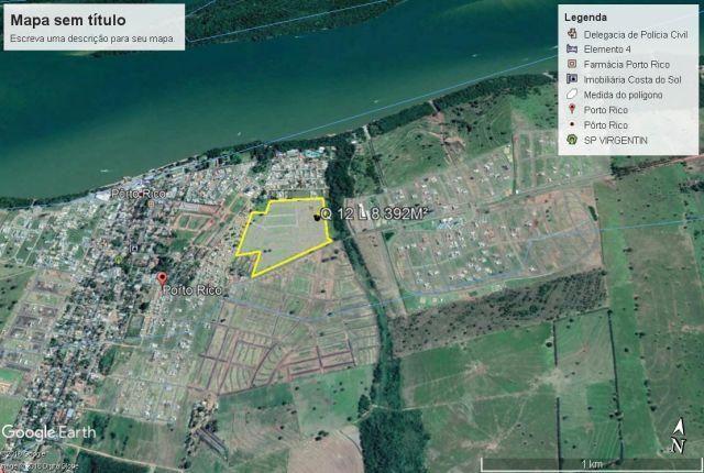 8011   Terreno à venda em NÃO INFORMADO, PORTO RICO - Foto 4